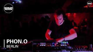 Phon.o Boiler Room Berlin 50Weapons RIP DJ Set