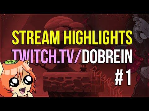 Brawlhalla - Dobrein Stream Highlights #1