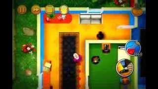 Robbery Bob for iOS | Speedrun Part 1: Suburbs