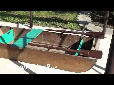 Как самому сделать лодку для рыбалки