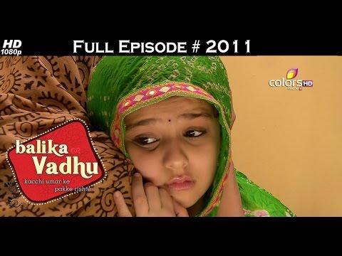 Balika Vadhu - 27th September 2015 - बालिका वधु - Full Episode (HD)