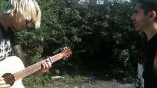 Atlas Losing Grip - Unrest (Acoustic Rehearsal)