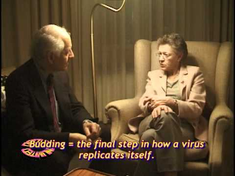 DAZZLE UNLIMITED TV Episode with Guest NOBEL PRIZE-WINNER (2008) Dr. BARRE-SINOUSSI.MP4
