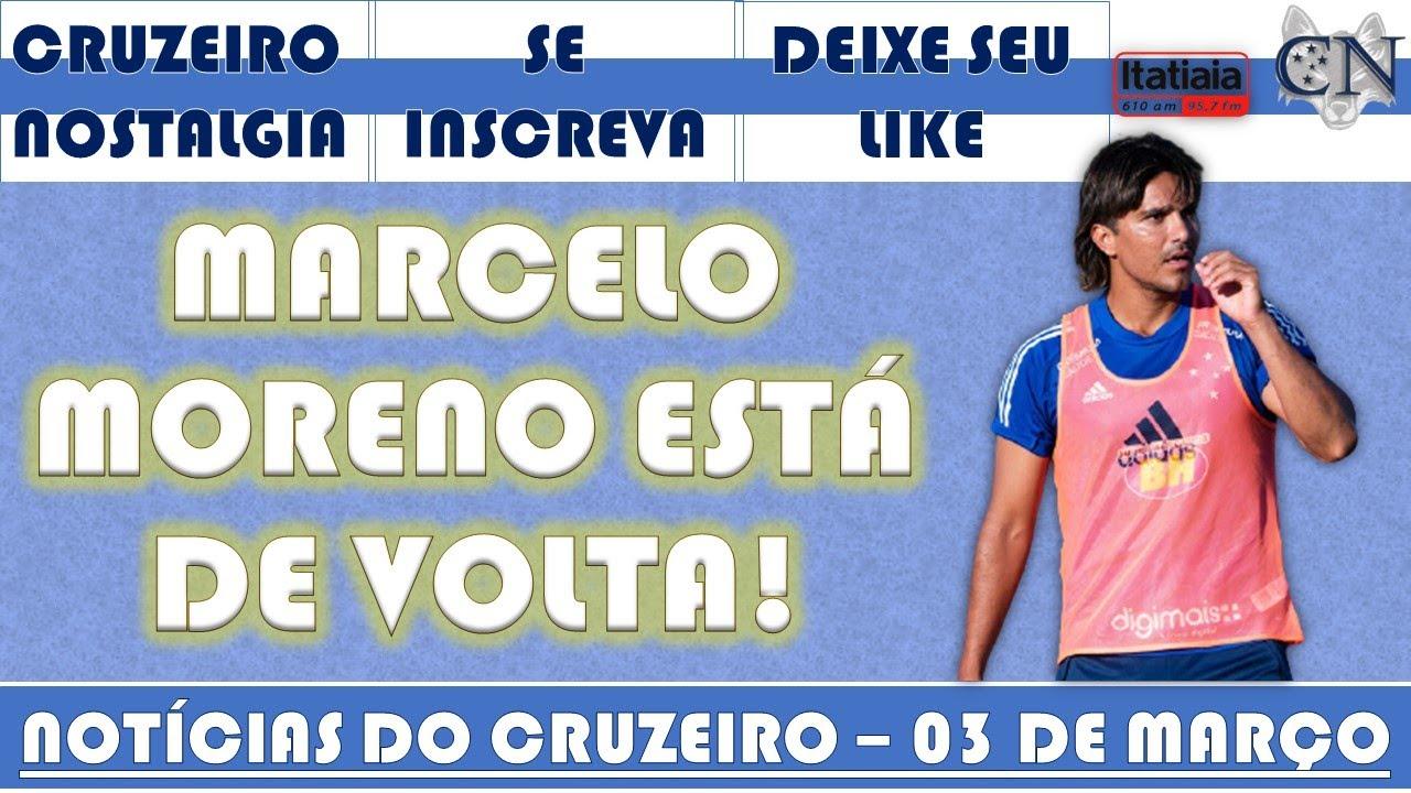 Notícias do Cruzeiro Hoje: (03/03/2021)   Edição 1 (Manhã)   Rádio Itatiaia - Tiro de Meta