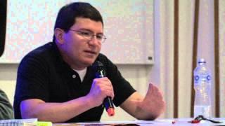Movimientos sociales y políticos, sus articulaciones. Edwin Cruz