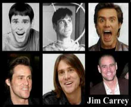 Attori Famosi Hollywoo... Jim Carrey Now