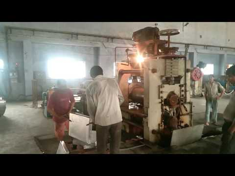Hot Aluminum Plate Rolling Mill by Vaid Engineering Industries, New Delhi