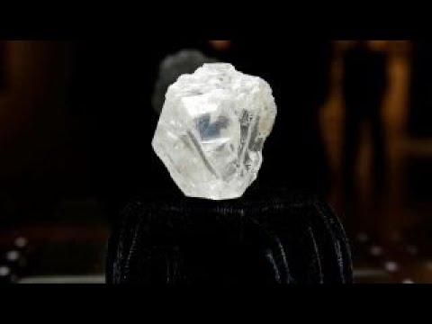 1,109-carat diamond sells for 53 million dollars