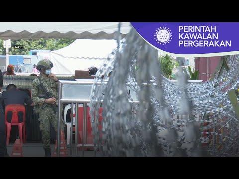 COVID-19 | PKPD di Seluruh daerah Seremban mulai 9 Julai