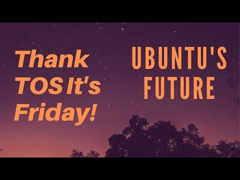 Thank TOS It's Friday, Future Updates