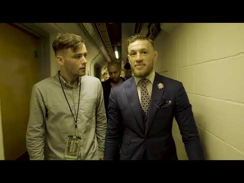 Thumbnail: Conor McGregor's final interview after World Tour ends in London