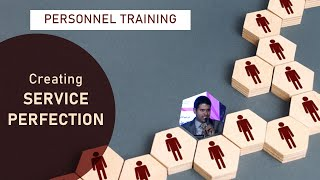 Personnel Training   Creating Service