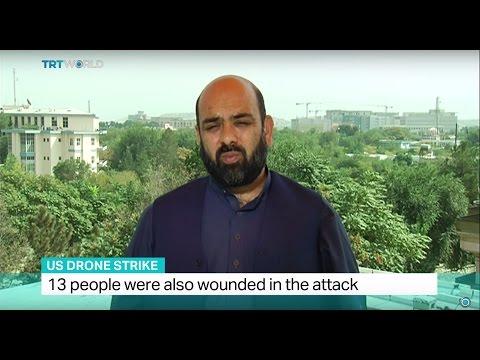 US Drone Strike: 15 people killed on strike in Afghanistan