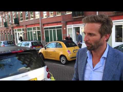 EV Charging In Amsterdam, & Short VW Golf GTE Review