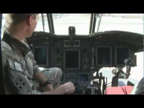 CH-47F Chinooks in Iraq