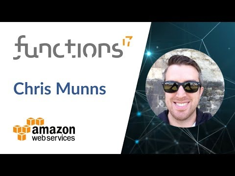 #Functions17: Twelve Factor Serverless Applications by Chris Munns