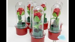 Passo a passo da Micro Rosa na cúpula (parte 1)