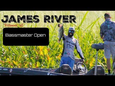 Bassmaster Open James River (B.Lat)