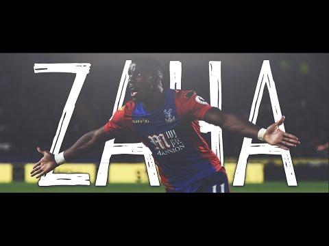 Wilfried Zaha ● UNREAL Skills Goals & Assists ● Crystal Palace FC 2016-17