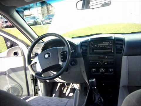 2004 Kia Sorento LX 4x4 @ Malibu Motors Victoria $6995
