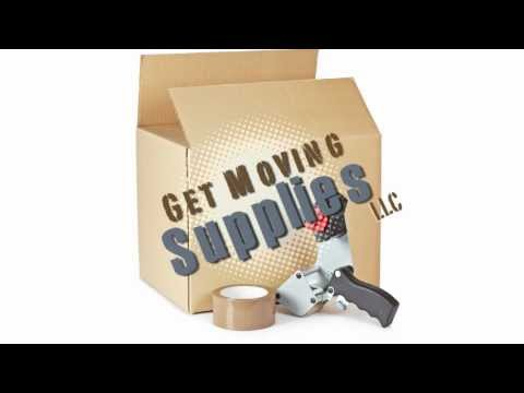 Moving Boxes Los Angeles CA - GET MOVING SUPPLIES, LLC