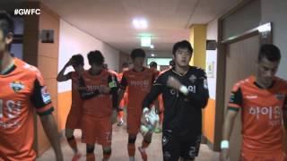 [터널캠] 2015 K리그 챌린지 17R 강원FC vs 수원FC