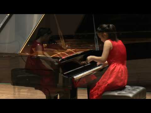 Yongqiu Liu, CHINA - e-Piano Junior Competition 2017