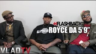 "Flashback: Royce Da 5'9"" on Tyler the Creator Dissing Eminem - ""He's a Kid"""