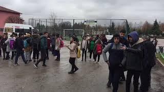 Elazığda okullar tatil edildi