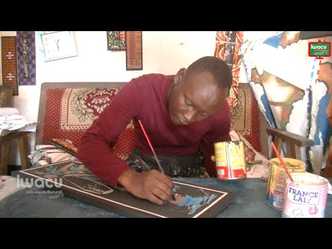 Des tableaux à l'image du Burundi