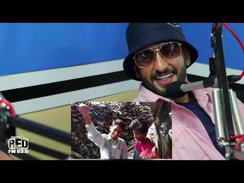Ranveer Singh Reveals Deepika Bhabhi Ko Kaise Pataya to the Gully Boys | Malishka | RedFM