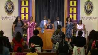 "Judah Temple of Praise - P&W ""You Are my Strength"" (William Murphy)"
