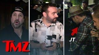 NSYNC -- Timberlake and Crew Celebrate JC's 40th Birthday | TMZ