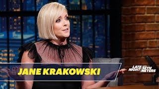 Jane Krakowski's 7-Year-Old Son Loves RuPaul's Drag Race