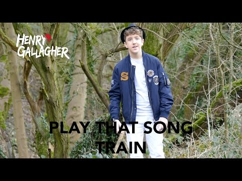 Play That Song - Train (Henry Gallagher Cover)