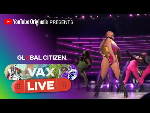 """Jennifer Lopez Performs """"Ain't Your Mama"""" 