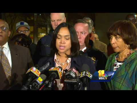 Video: Police press update after shooting of detective