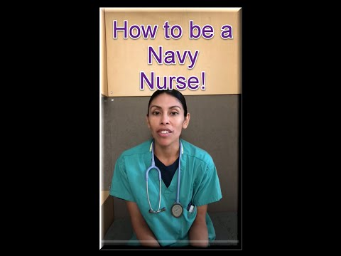 How To Join The Navy As A Nurse Corps Officer