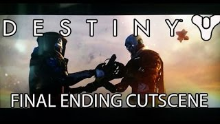 Destiny: final ending cutscene - spoiler warning!