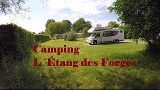 Camping l´Etang des Forges