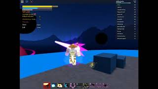 Today we're playing Roblox Dragon ball:Fz . Good fight Pro Ez