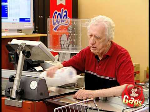 Image result for old lady working at cashier