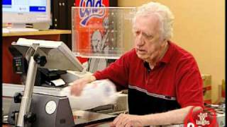Epic Old Man - Senile Cashier Prank
