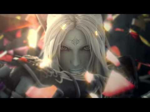 Lineage 2 Elf-Dark Elf(Cinematic)