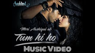 TUM HI HO | INSTRUMENT ONLY | AASHIQUI 2 | BACKGROUND MUSIC ONLY | 2018