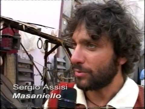 Masaniello di Angelo Antonucci  Speciale set