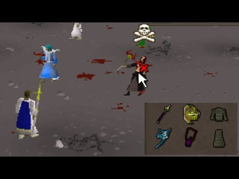 Pretending to be a Mage Arena NPC (Easiest Skull Trick EVER)
