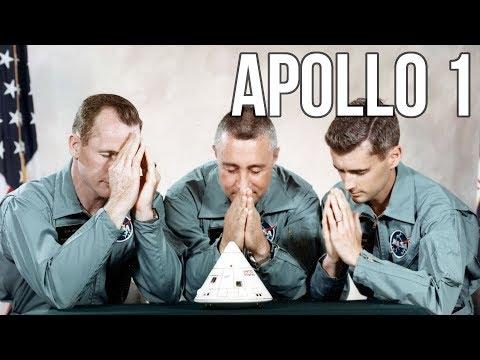 VIDEO Apollo 1 - Sacrifiés pour la Lune