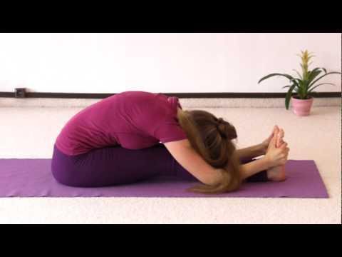 Yogastunde Mittelstufe - Yoga Vidya Grundreihe