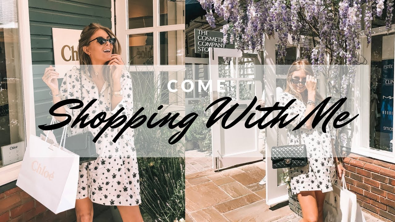 Come Ping With Me Bicester Village Haul Dvf Chloe Vlog 8 Sinead Crowe